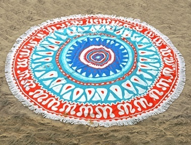 İrya Home More Rodos Plaj Havlusu Renkli
